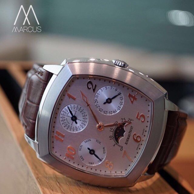 Audemars Piguet Tradition Collection, Perpetual Calendar. It's nice to be traditional sometime.