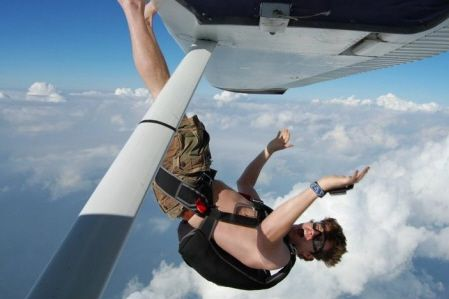 Skydive Skydiving West Virginia Drop Zone
