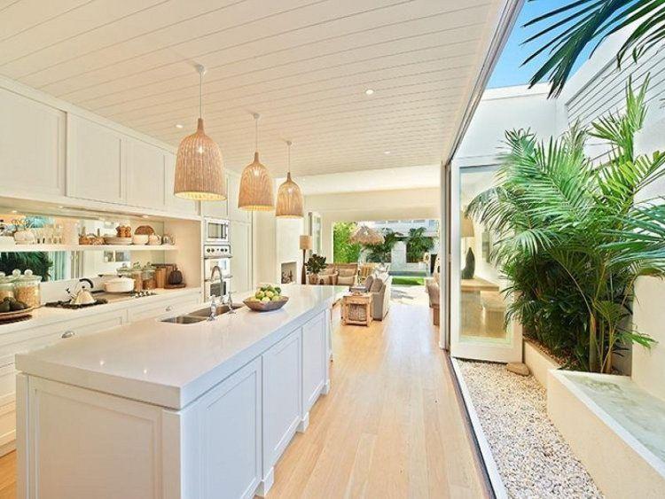 Kitchen: indoor/outdoor living | Trimleston | Pinterest | Wohnraum ...