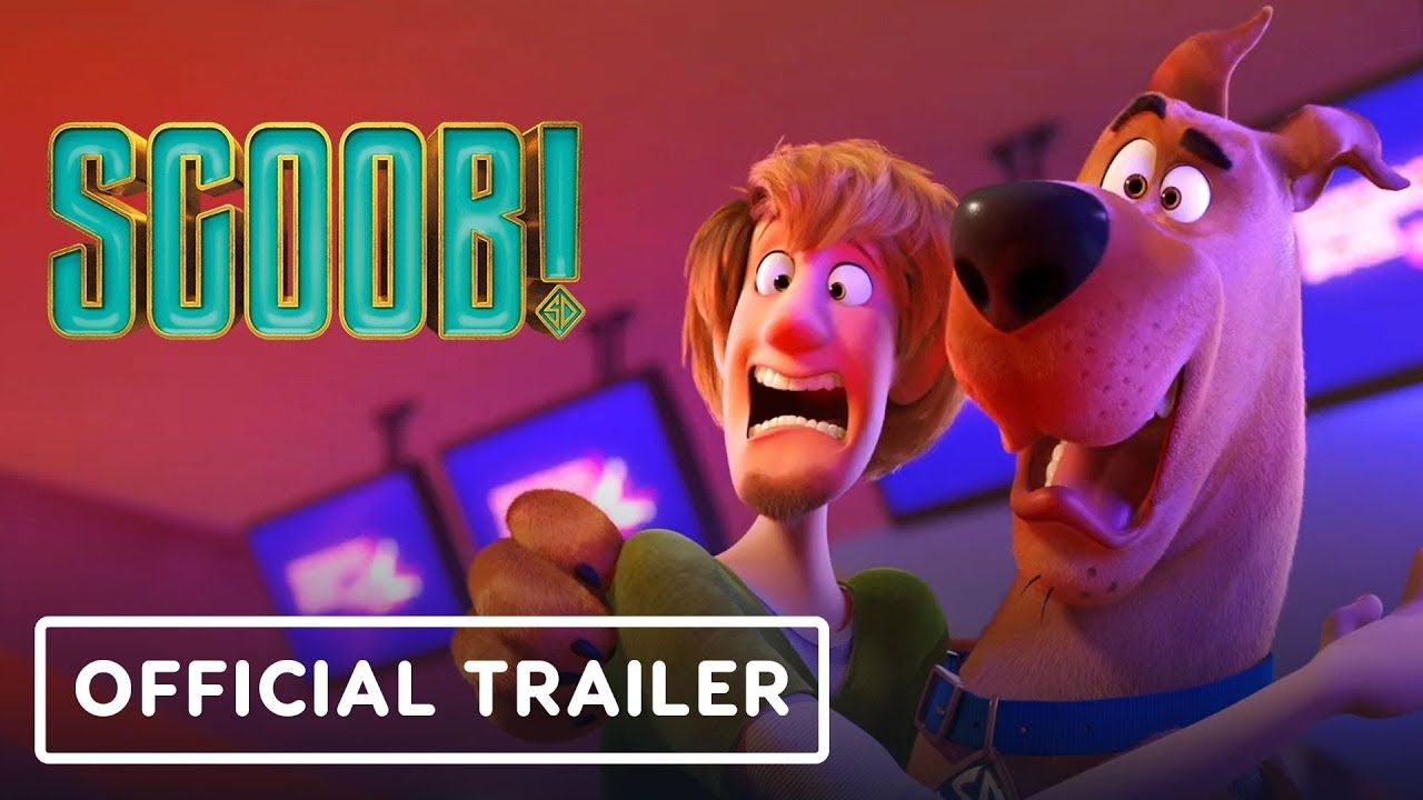 Scoob Official Final Trailer 2020 Youtube 2020 Citat Humor