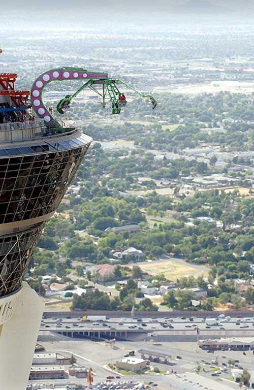 Crazy Las Vegas Stratosphere Las Vegas Fotos