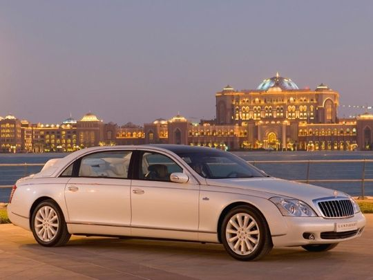 World S 9 Most Ridiculously Expensive Cars Maybach Expensive