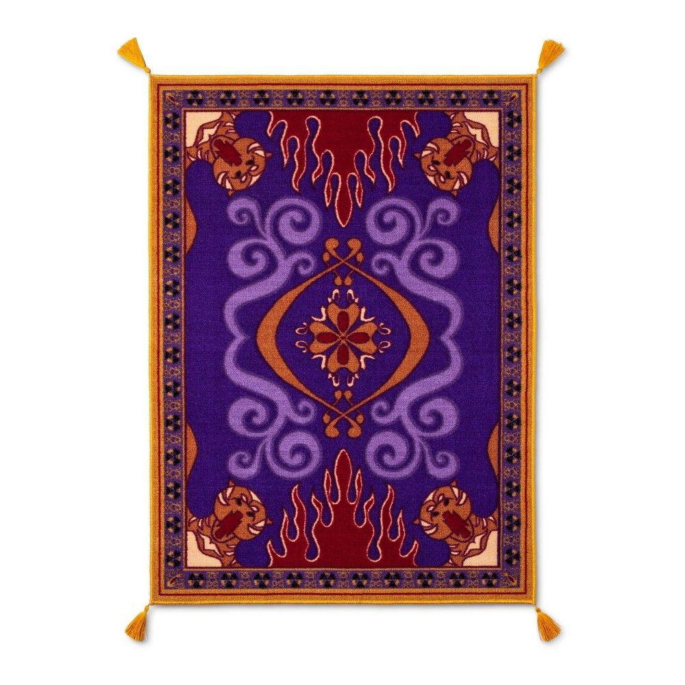 Aladdin 3 X4 Flying Carpet Rug In 2019