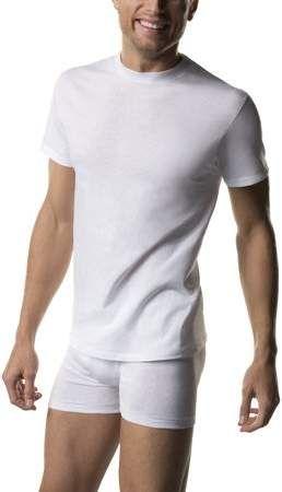 4cd216a7f91c Men's 6 Pack Crewneck Undershirt | Products | Big men, Men, Shirts