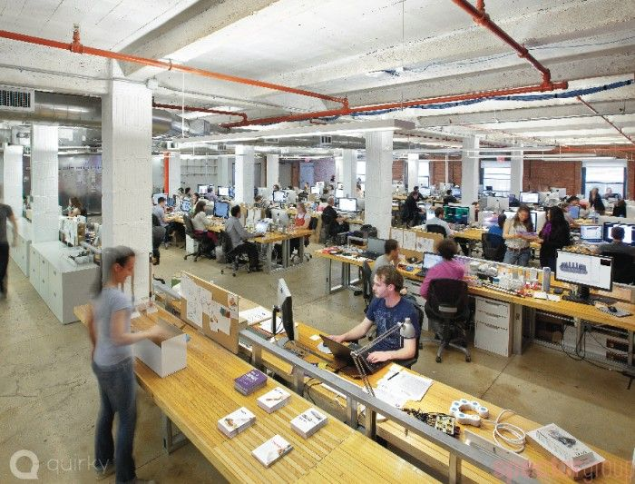The 9 Best Startup and Tech Offices in New York City #office office