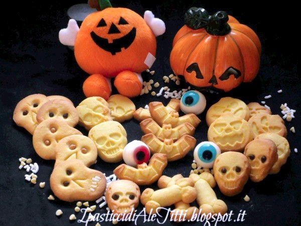 Biscotti di halloween