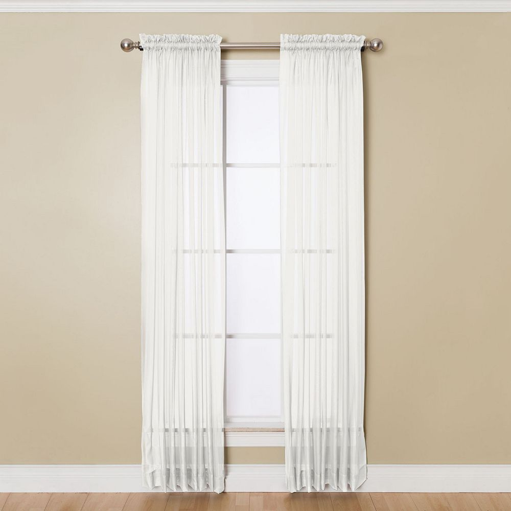 Miller curtains solunar sheer window curtain sheer curtains and