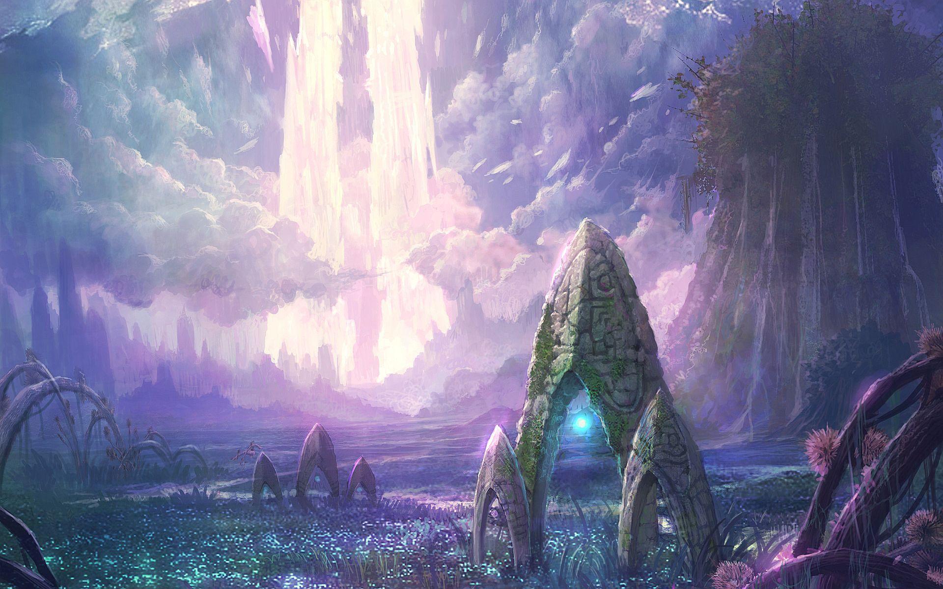 Video Games Aion Fantasy Art Artwork MMORPG 1920x1200 Wallpaper
