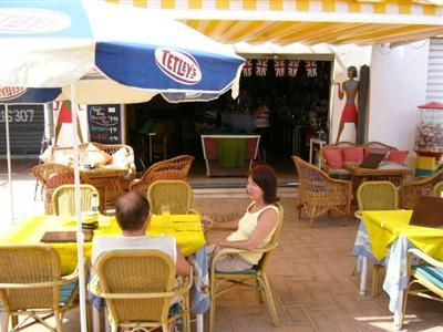 Cafe Bar for sale in Benalmadena Costa - Costa del Sol - Business For Sale Spain