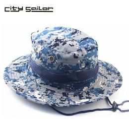 75af2f0b4ac0e New Brand Bucket Hat Men Summer Camouflage Tour Cap Women Casual  Accessories Male Military Special Forces Tactical Cap XM033