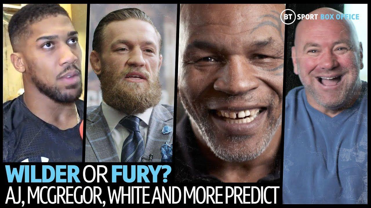 Wilder v Fury 2 predictions! Who wins the rematch? AJ