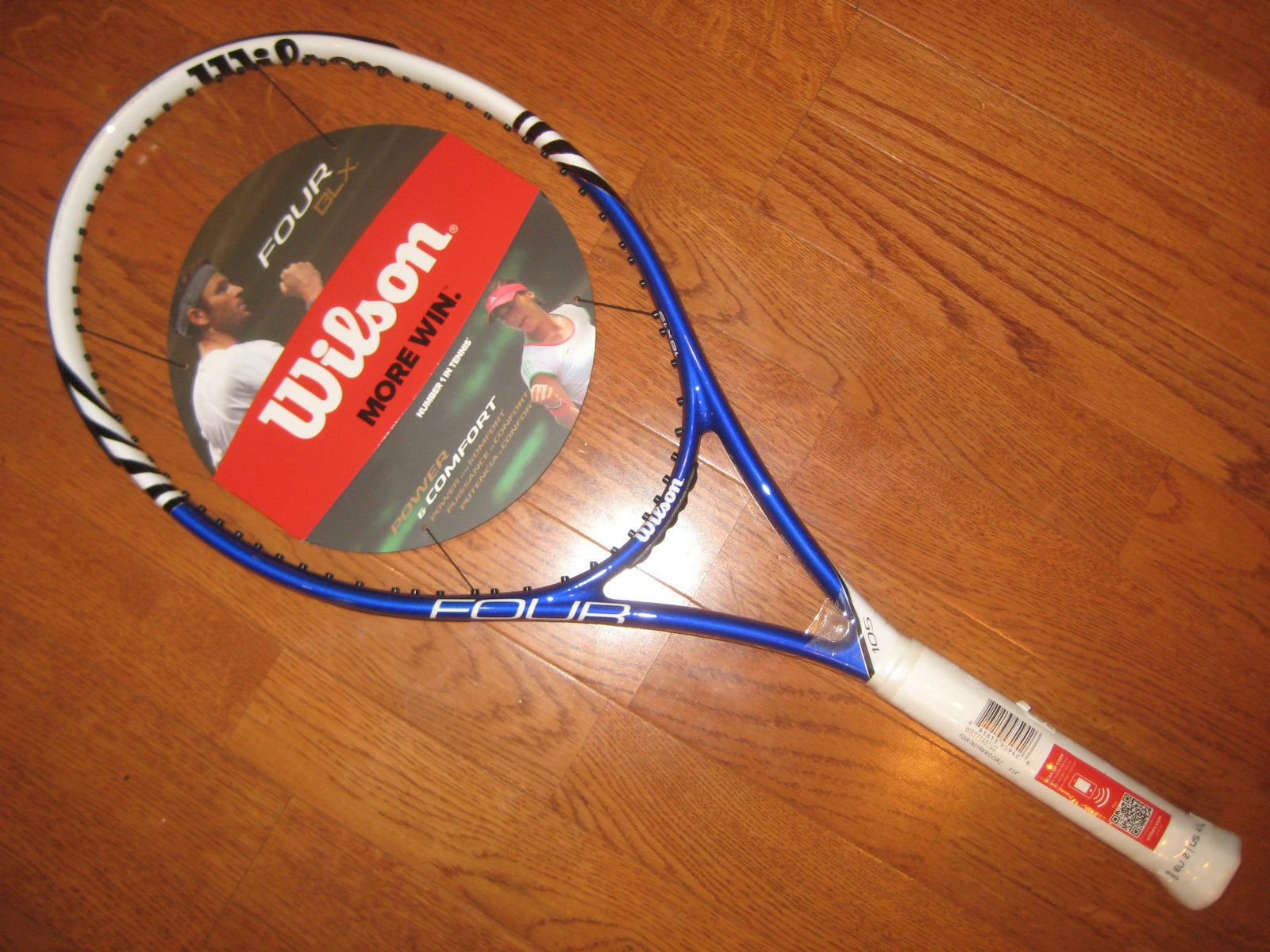 Wilson Four BLX Tennis Racquet Brand New 4 3 8