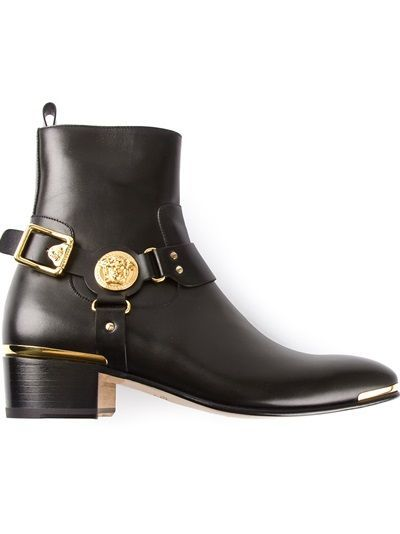 Versace Cowboy Boots for Men  8cbf446666f