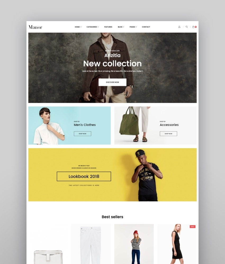 25 Best best shopify templates for June 2020