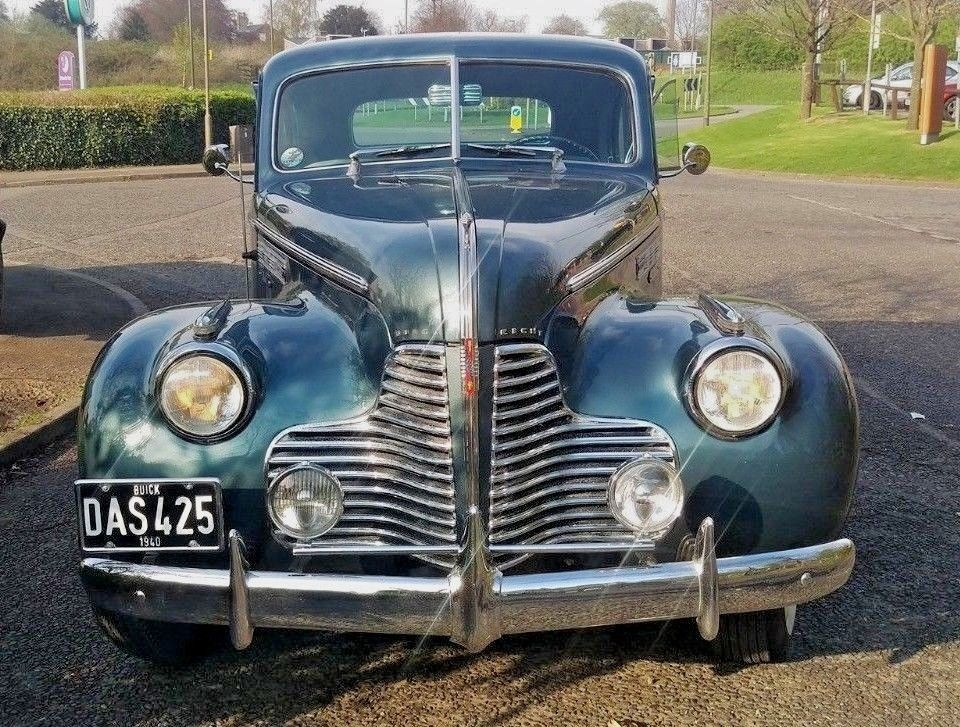1940 Buick 40 special model 46 coupe american classic | Cars, Models ...