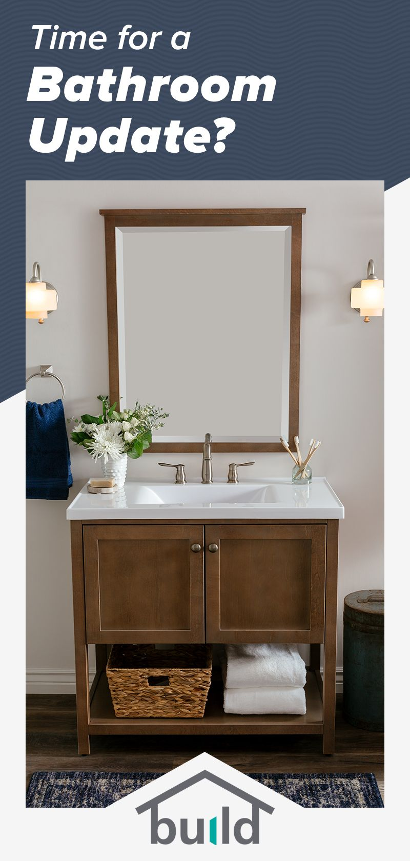 Find The Best Prices Selection And Service In One Place Rustic Bathroom Designs Bathrooms Remodel Powder Room Decor