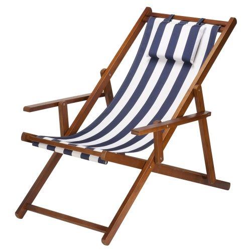 La chaise longue strandstoel transat outdoor living for Beach chaise longue