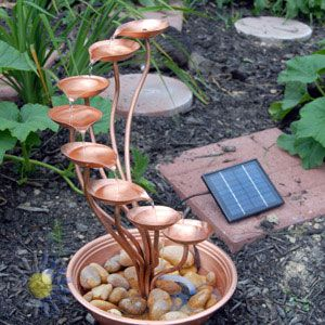 Solar Garden Fountains Google Search Would Be Really Cool To
