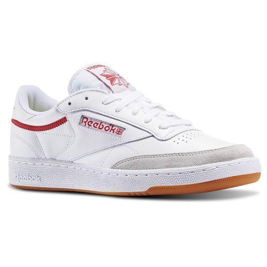 REEBOK CLUB C 85 RS Sneakers & Tennis basses homme. 1GhgZQs