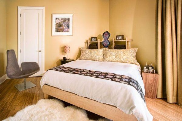 Einrichtungsideen im Schlafzimmer -die neusten Trends für 2015 ...