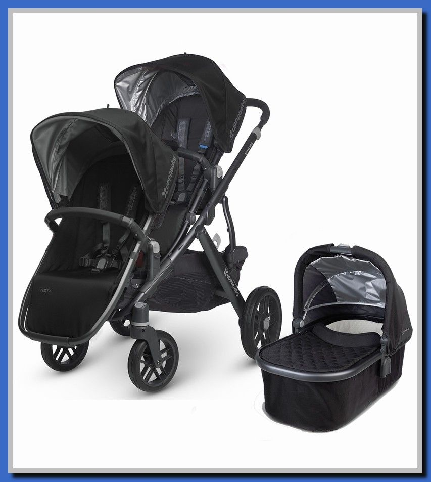 12+ Uppababy vista 2019 rumble seat info