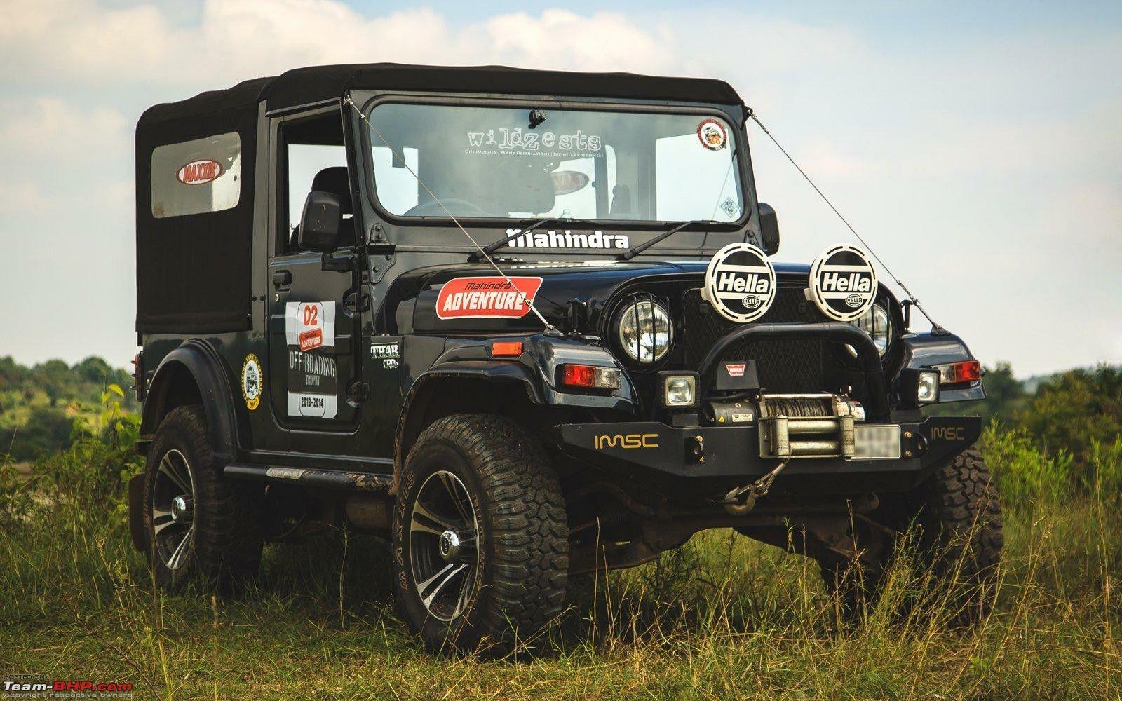 Pin By Joshua Beck On Mahindra Thar Mahindra Jeep New Jeep
