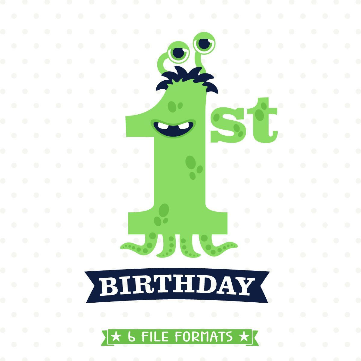 Boys 1st Birthday SVG file 1st birthday shirts, 1st boy