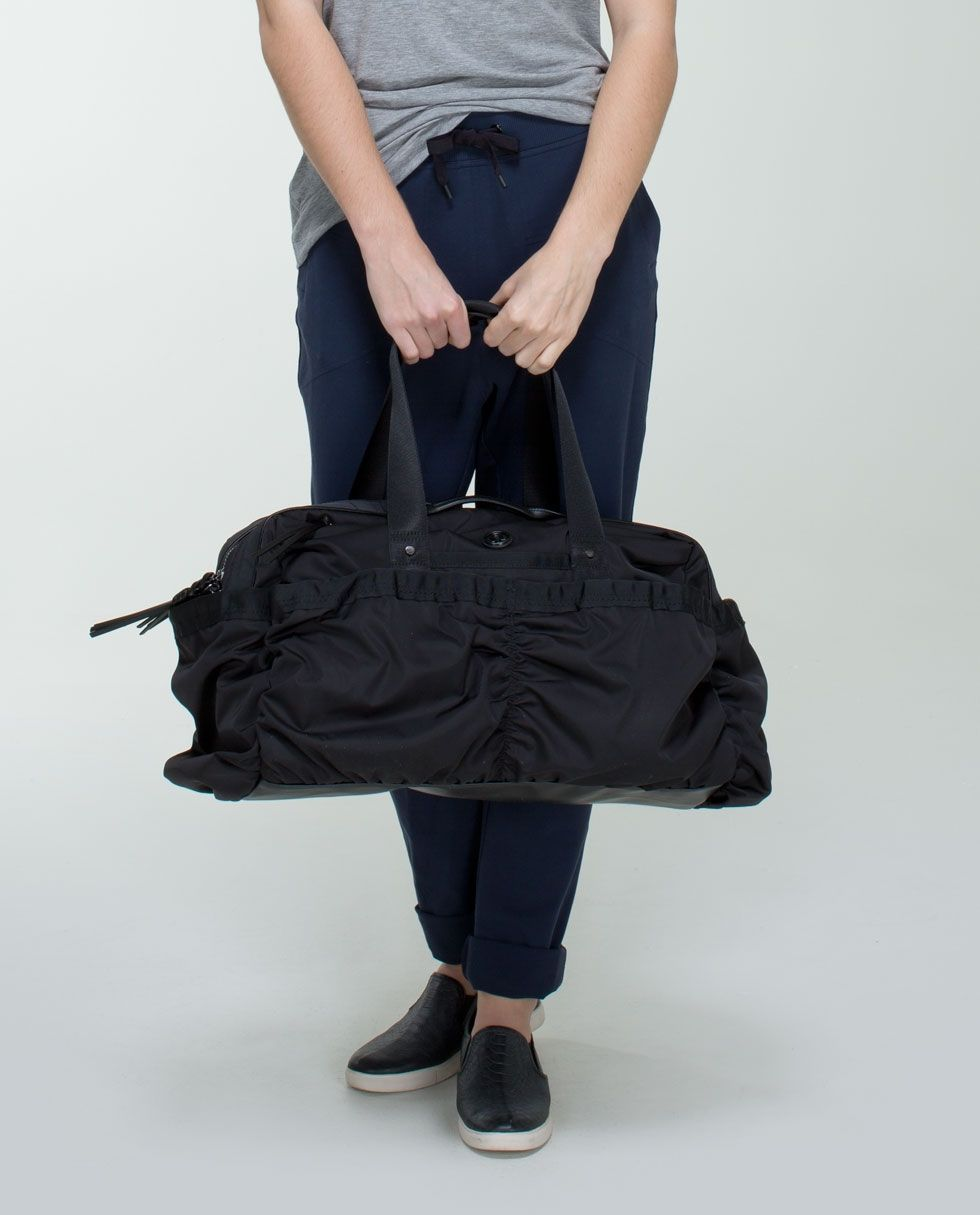 Lululemon Yoga On The Fly Duffel In Market For A New Weekend