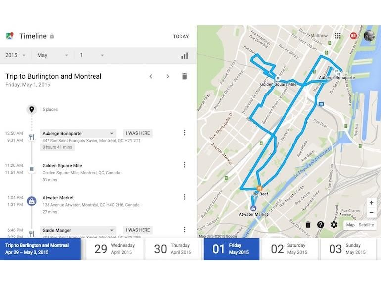 Stop Google From Tracking You On Google Maps Android - Google map location history