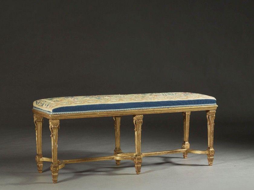 Louis Xiv Bankje.Banquette De Style Louis Xiv Louis Xiv Furniture Style