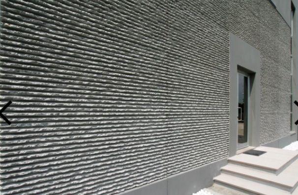 Beton matricé -Facade- Reckli | healthcare | Concrete ...
