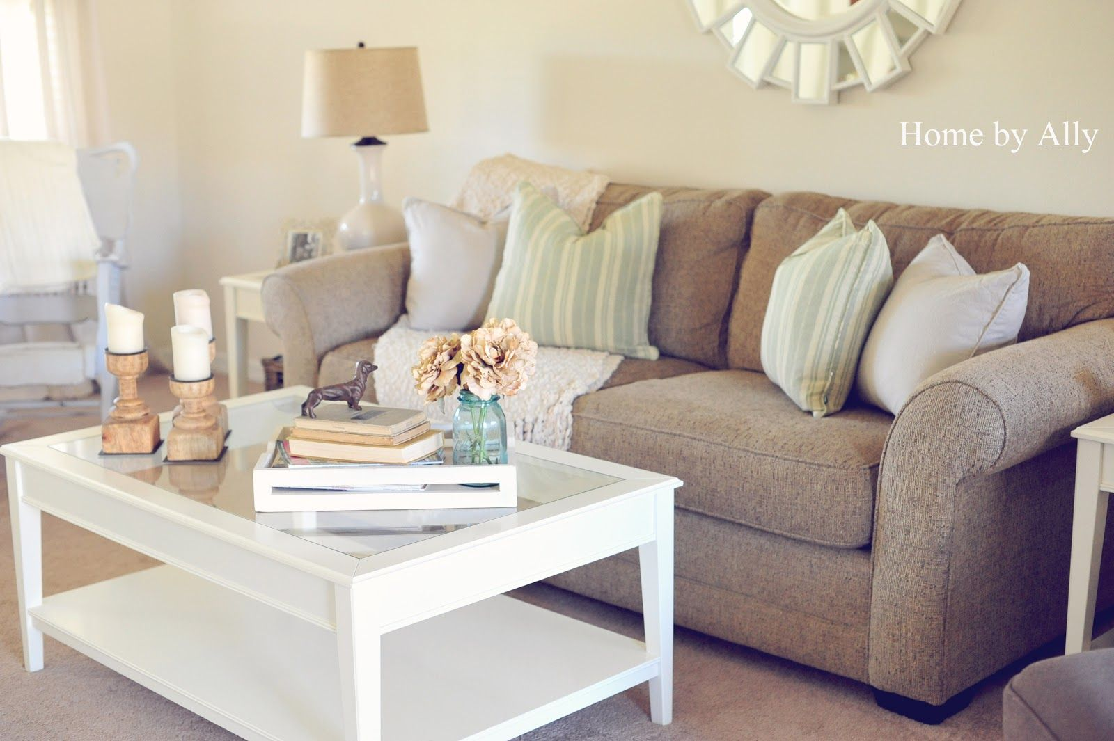 Home by Ally: How to: Add character to your home - 10 easy ... on Awesome Apartment Budget Apartment Living Room Ideas  id=97874