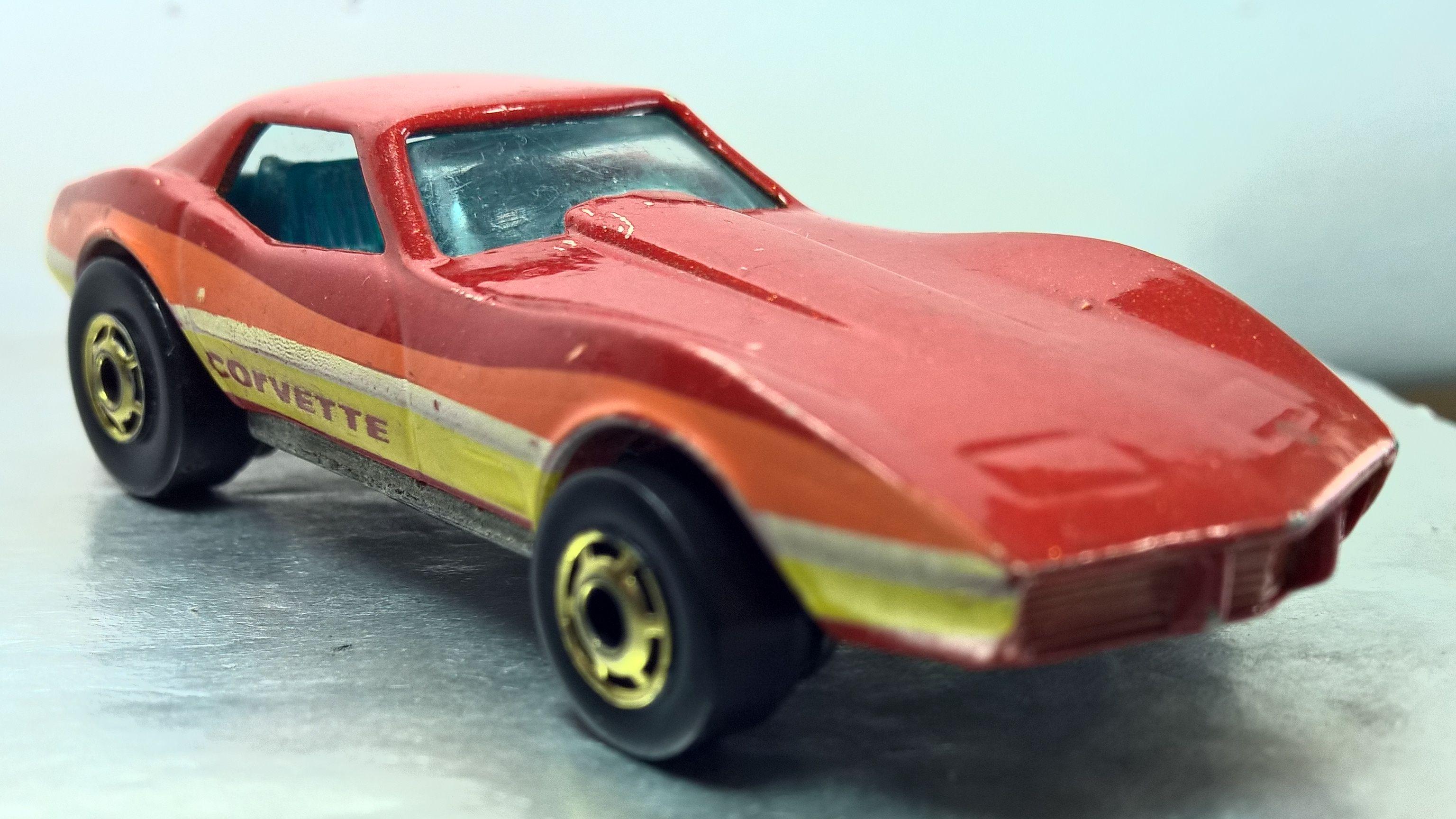 Hot Wheels Corvette Stingray The Hot Ones 1982 Toy Model Cars Hot Wheels Hot Weels