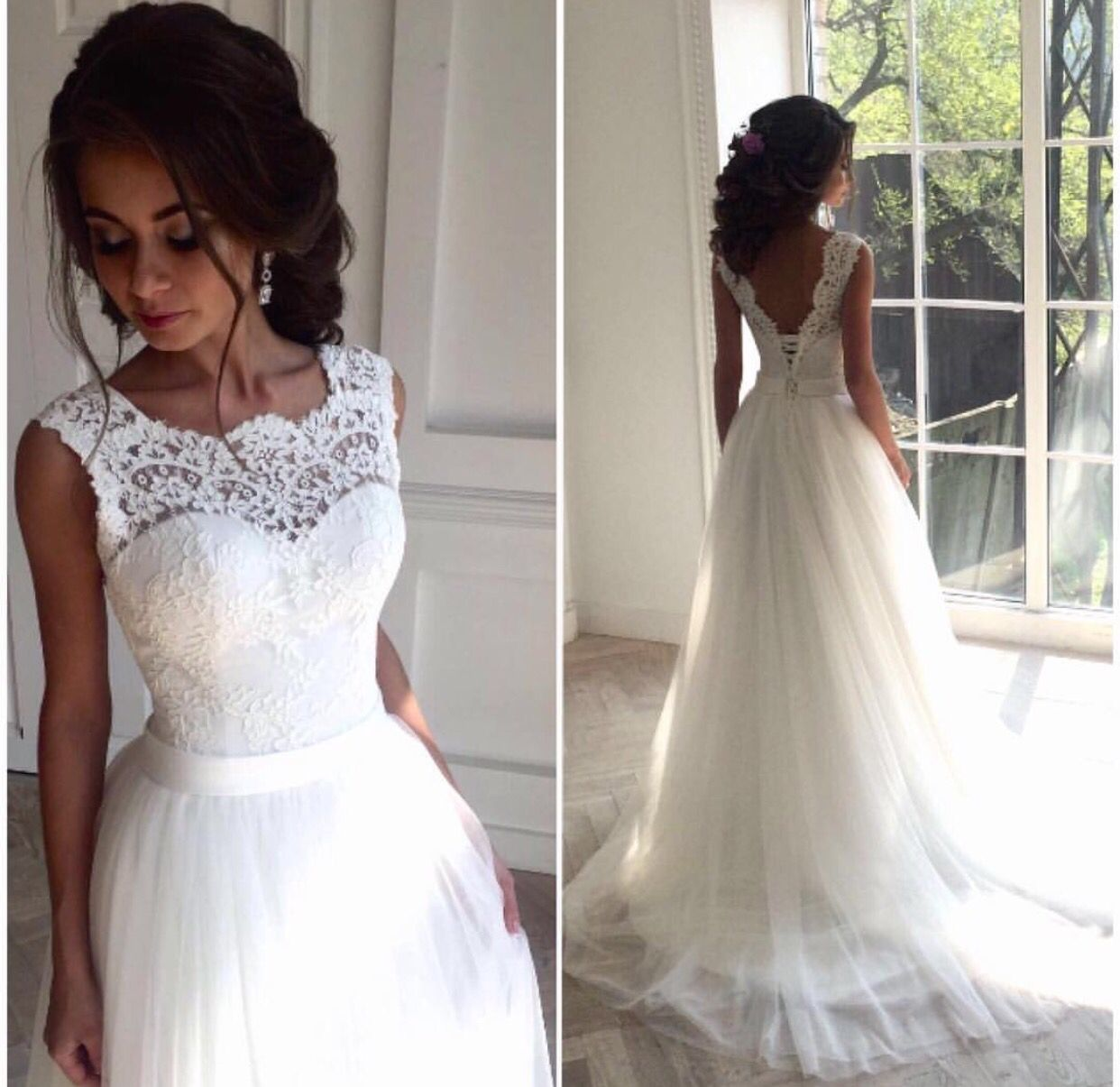 Country dresses for weddings  Future wedding dress  Wedding Dress  Pinterest  Wedding dress