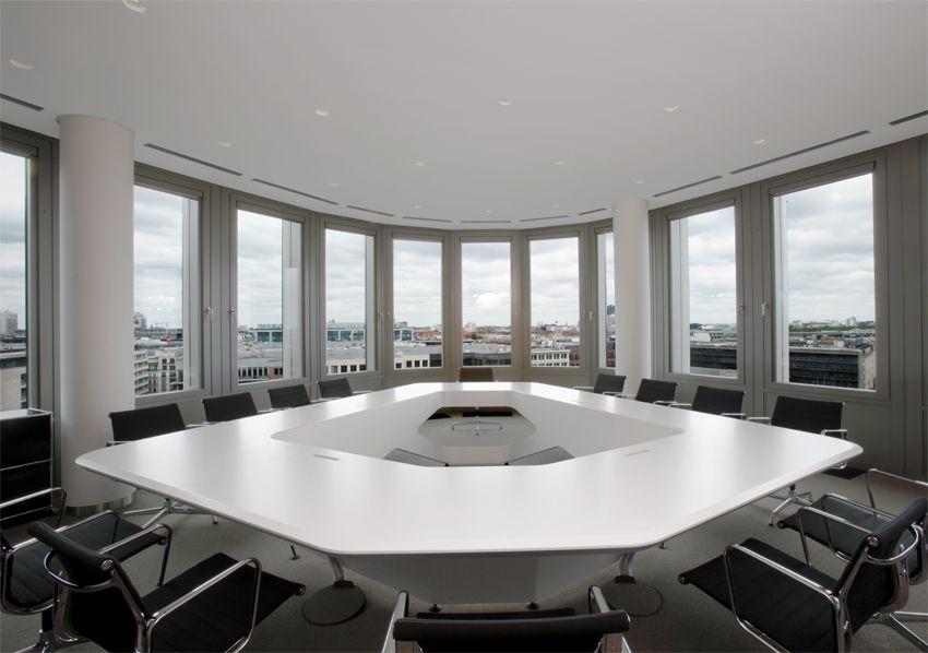 E Boardroom architecture interior Pinterest Meeting rooms