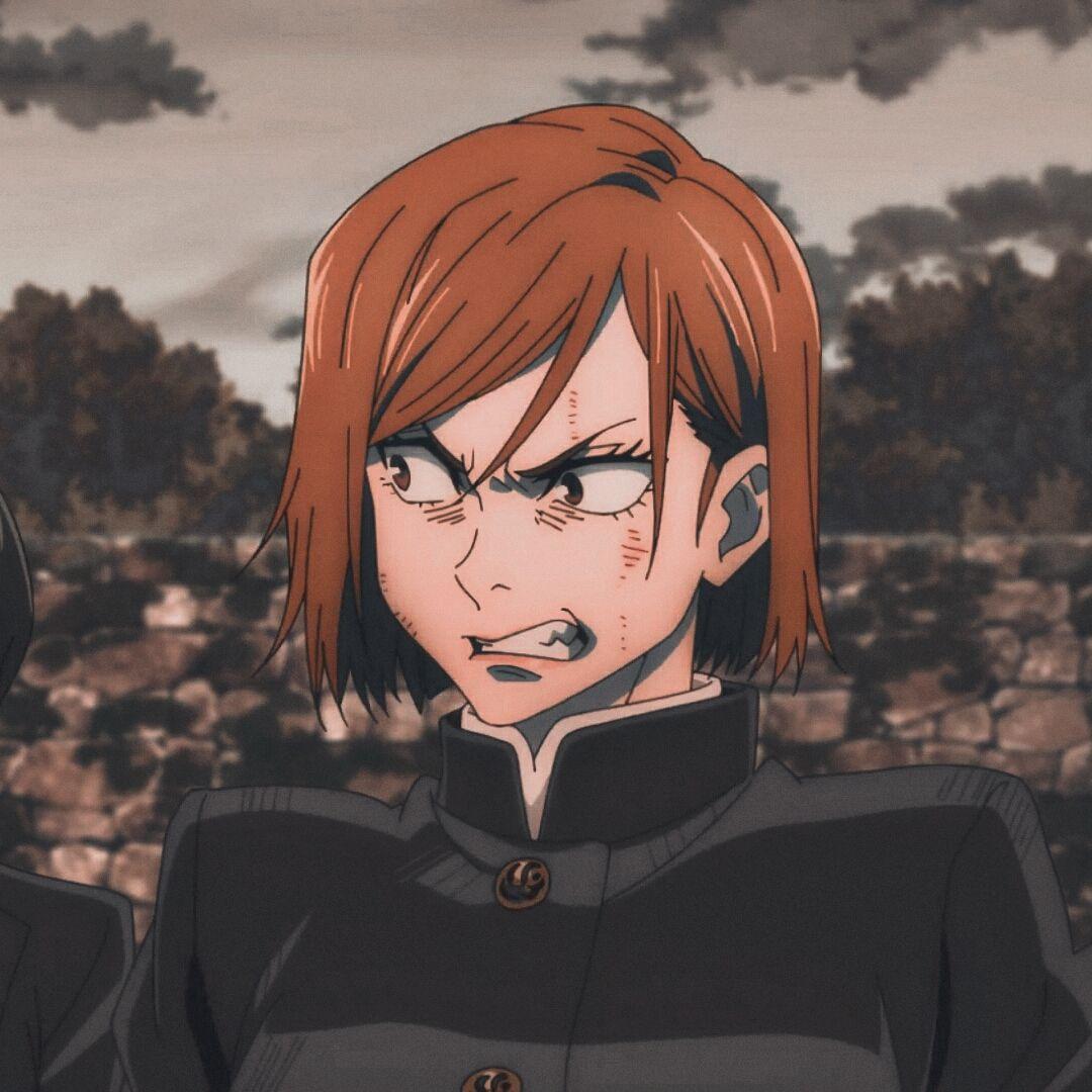 Nobara Hazl X In 2021 Jujutsu Anime Slayer Anime