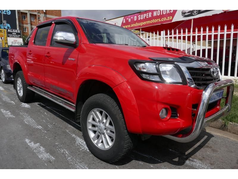 Used Toyota Hilux cars for sale AutoTrader Toyota