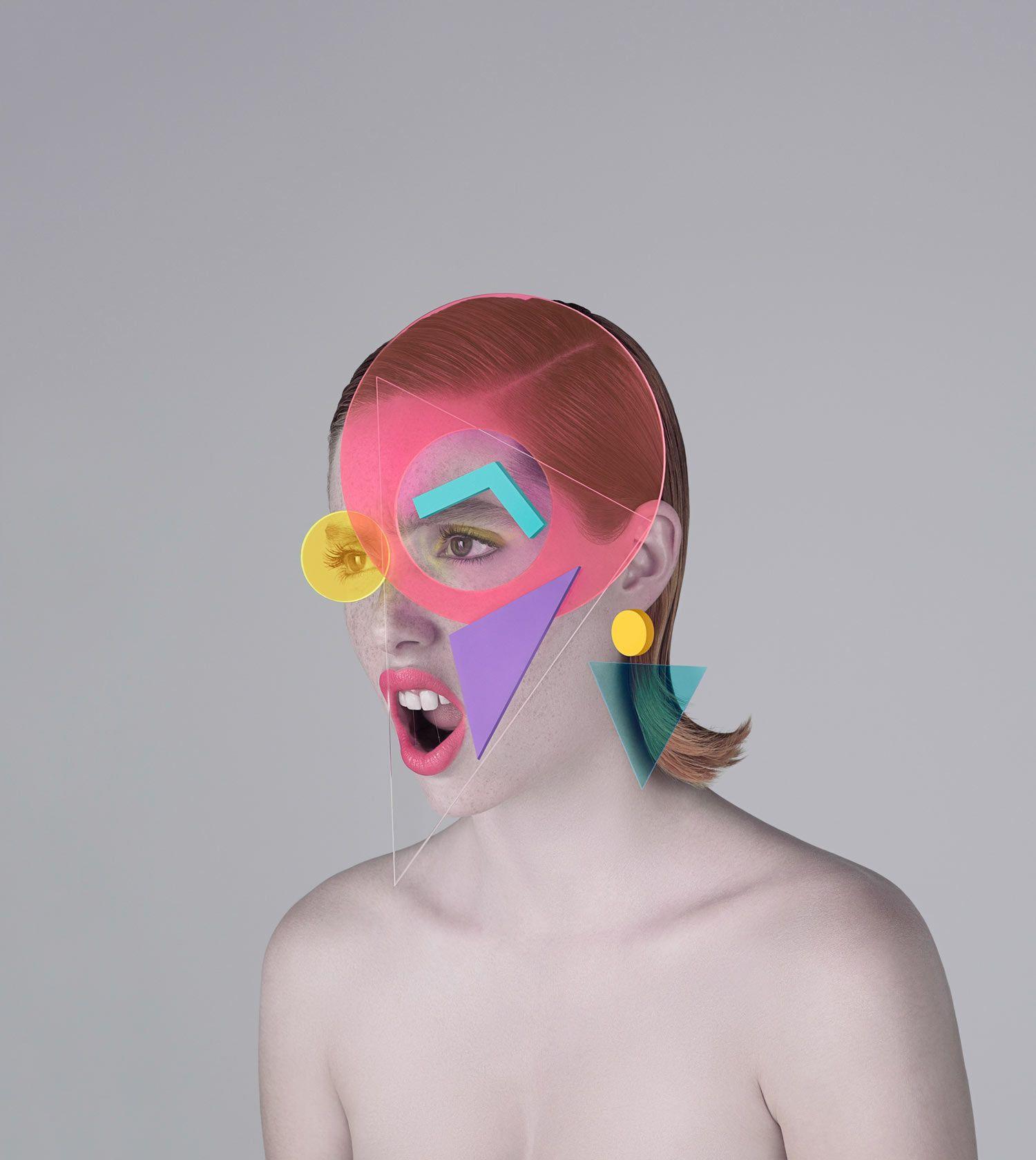 I See Faces by Álvaro Peñalta in 2020 Face, Cinematic
