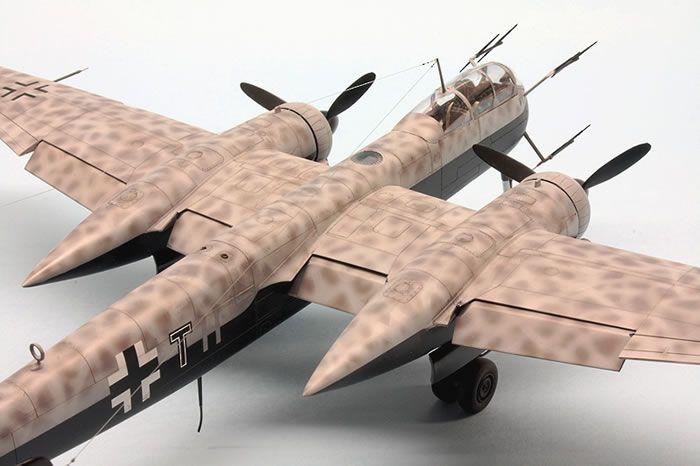 Tamiya 1/48 Heinkel He 219 A-7 by Roland Sachsenhofer
