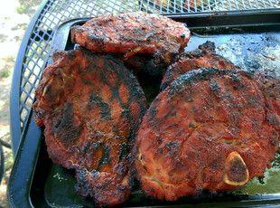 Lynn's Pork & Chicken Rub for smoking and grilling Recipe