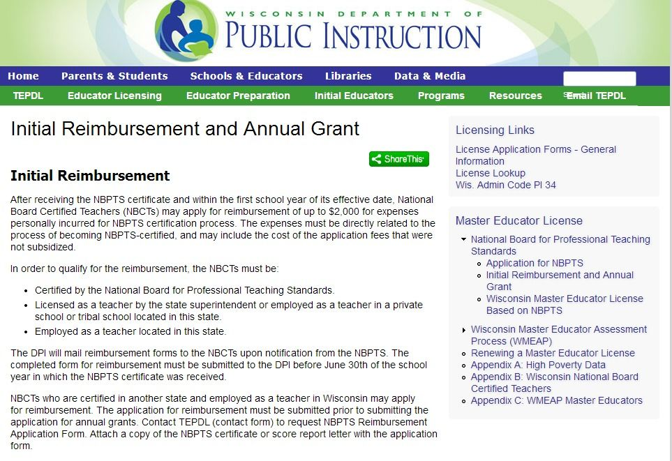 Page Not Found National Board Certification For Teachers