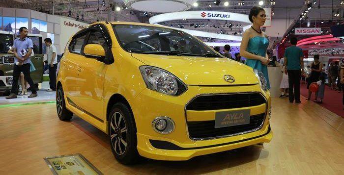 Sinyal Kehadiran Mobil Daihatsu Ayla 2017 Indonesia Daihatsu