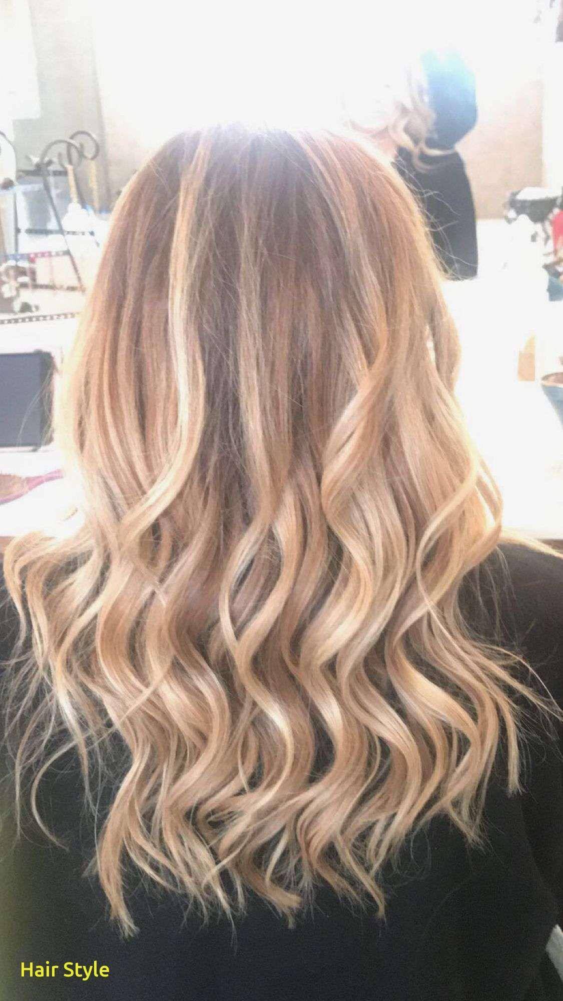 Frische Haarfarbe Trends Balayage Haarfarben Fettige