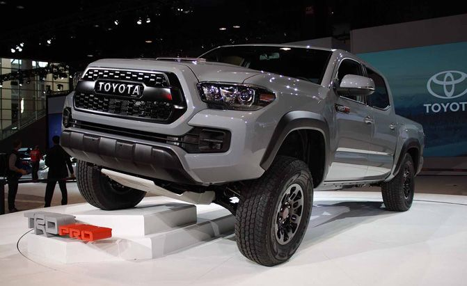 2019 Toyota Tacoma Trd Pro Review And Price