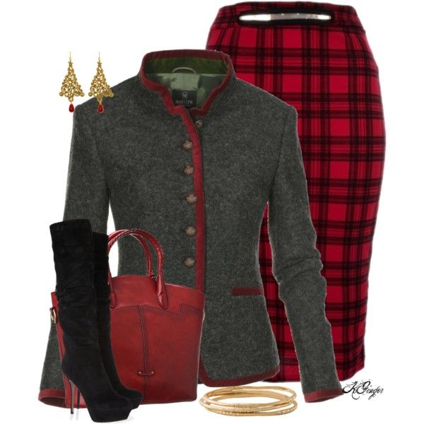 """""""Christmas Earrings Contest"""" by kginger on Polyvore"""