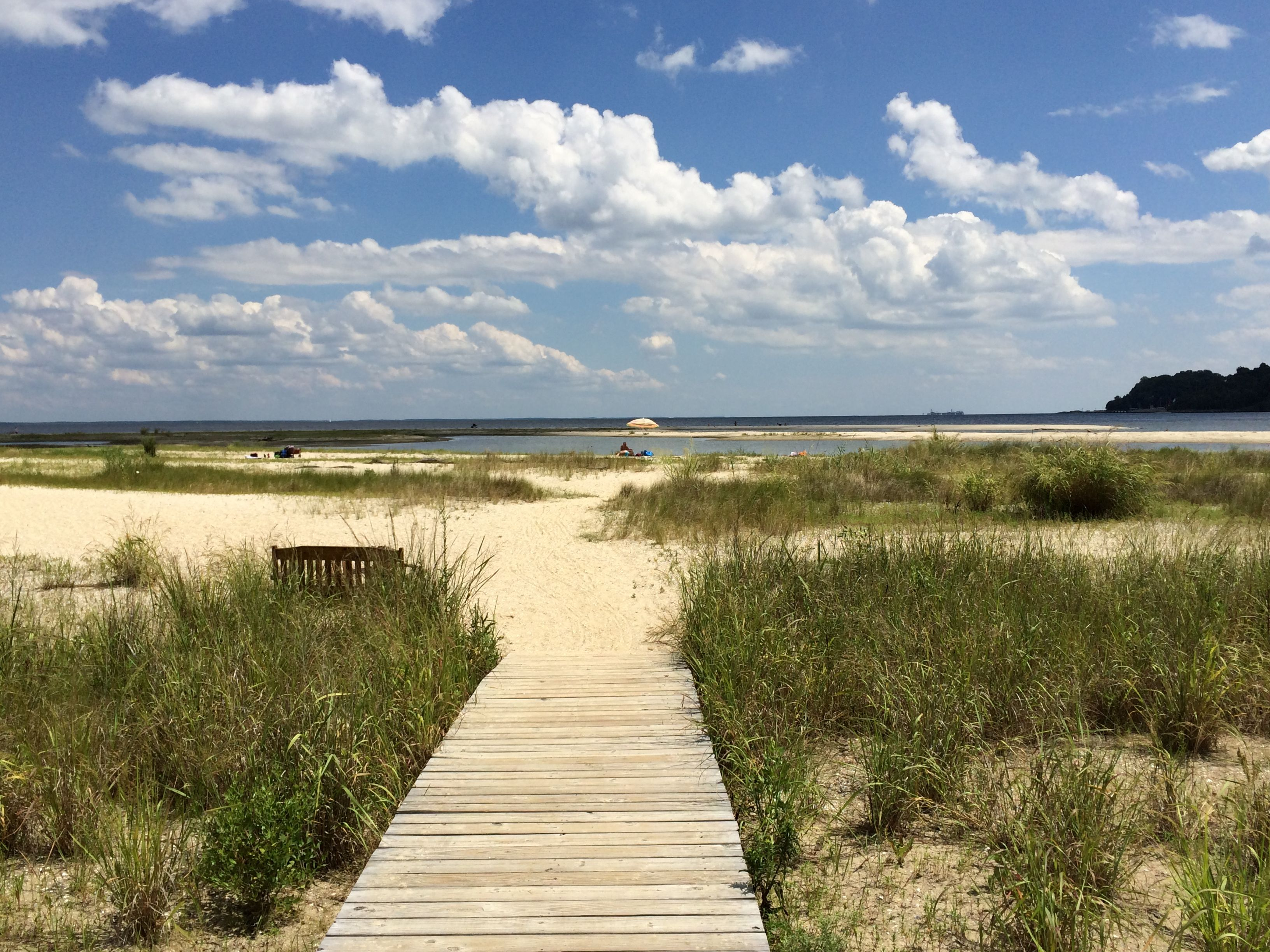 Beach Access To Chesapeake Bay Ruddy Duck Adventures