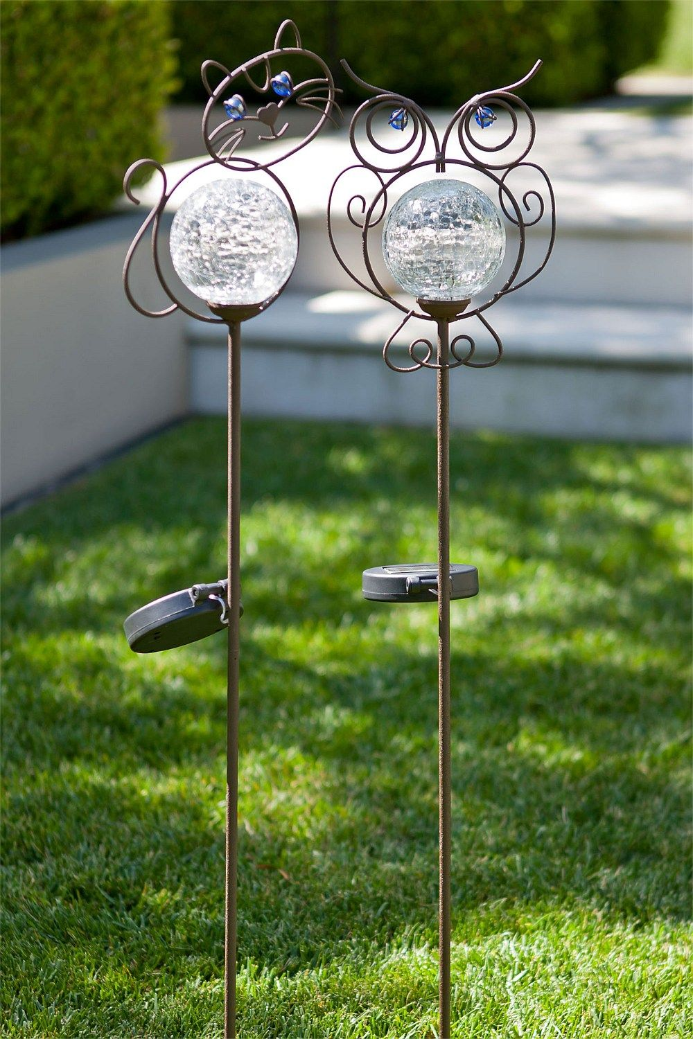 Solar Lights Australia Garden Solar Garden Stake Ezibuy Australia Owls For The Home