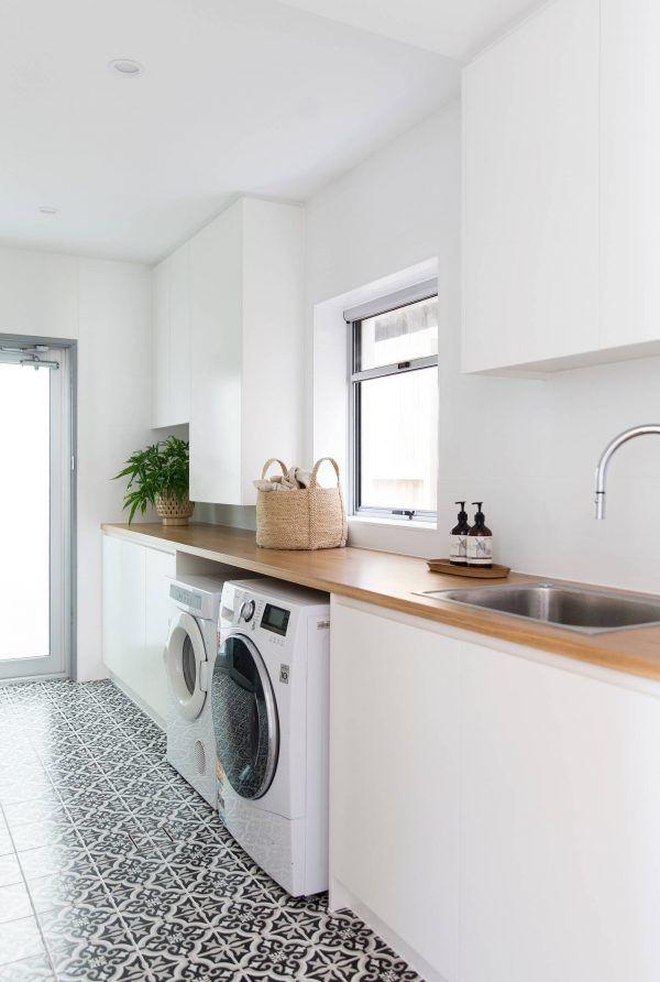 100 Fabulous Laundry Room Decor Ideas You Can Copy Modern