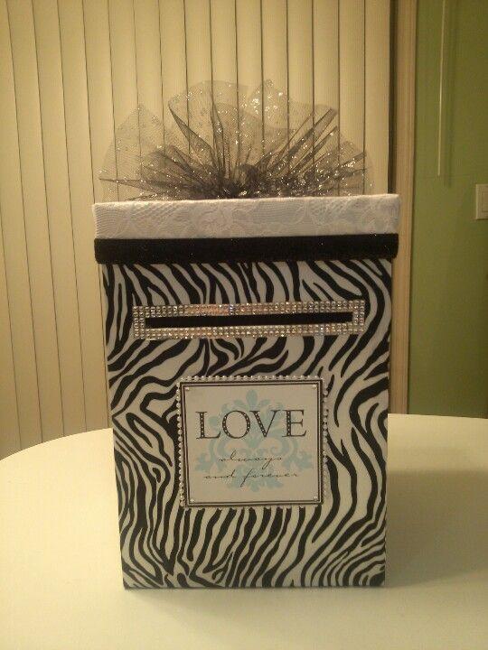 Wedding Card box #3