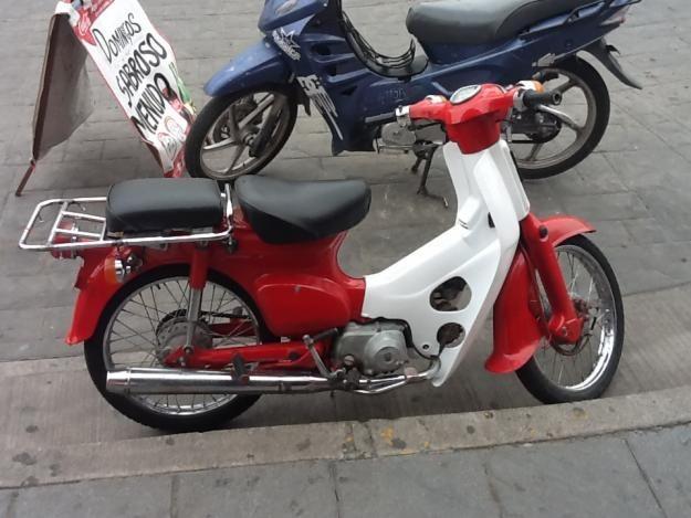 moto honda cub